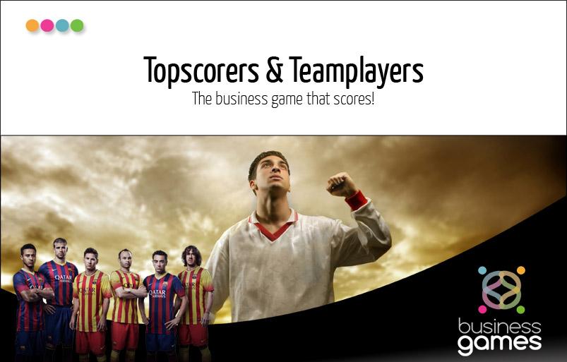 Vienas už visus ir visi už vieną (Topscorers & Teamplayers)